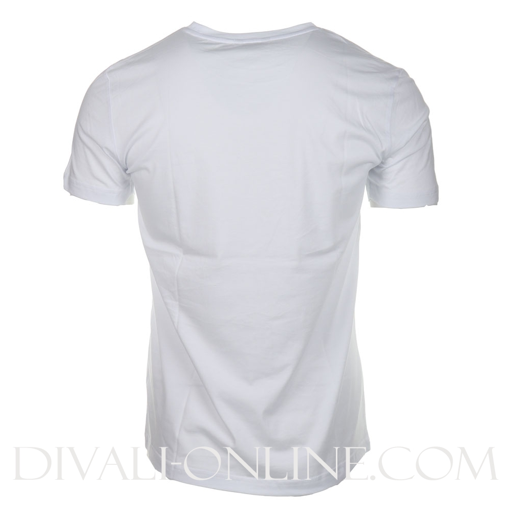T-shirt With Logo Print White