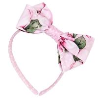 Balloon Chic Haarband Flower Pink