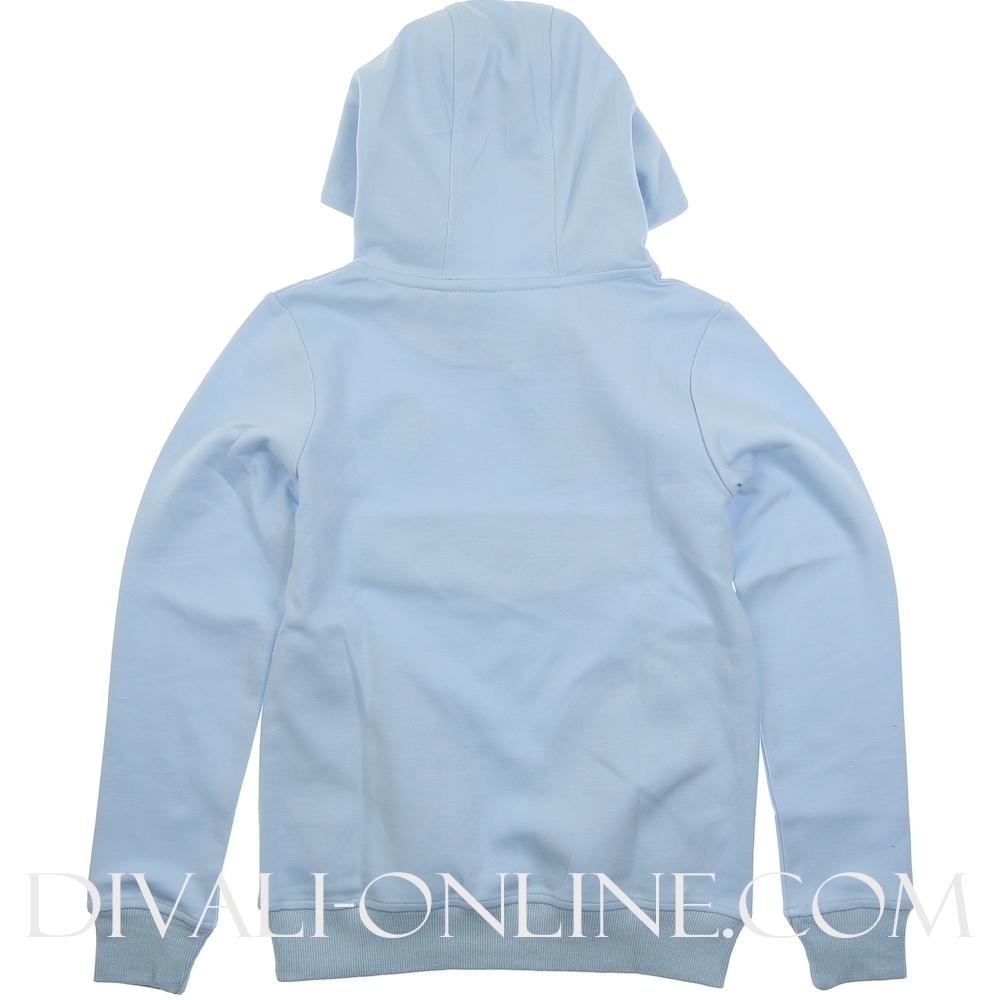 Kids Anorak Hoody Pastel Blue