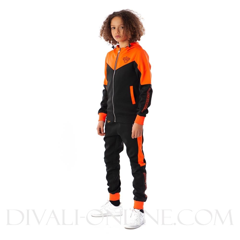 Tracksuit Club Kids Orange