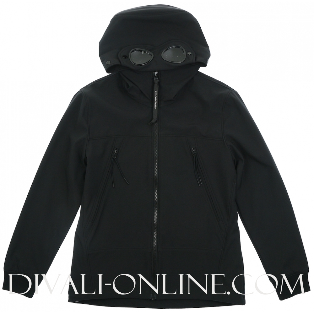 Jacket Black Soft Shell