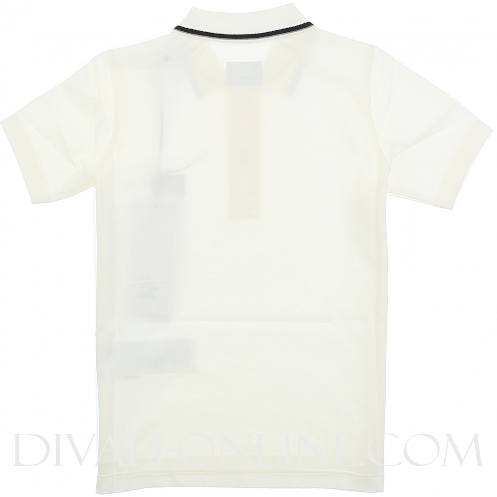 Polo Stretch White
