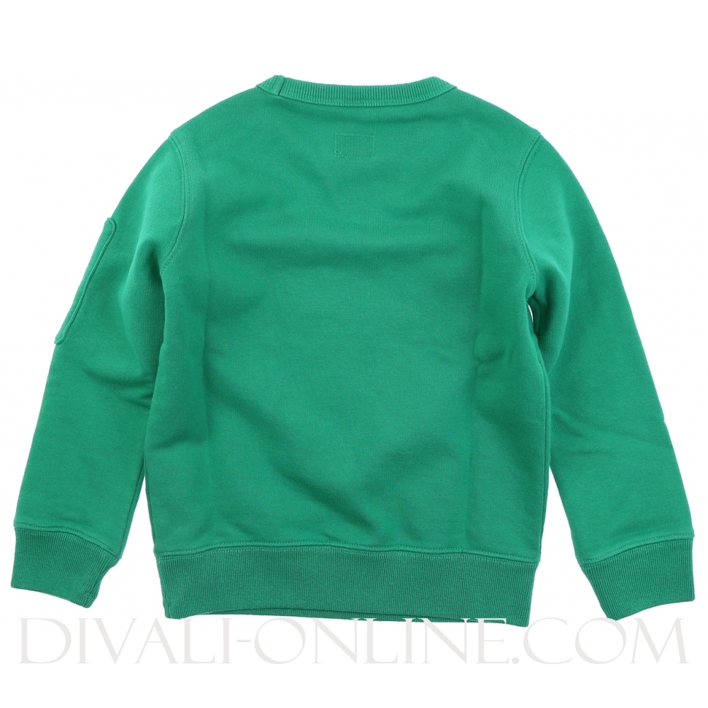 Sweater Fleece Green