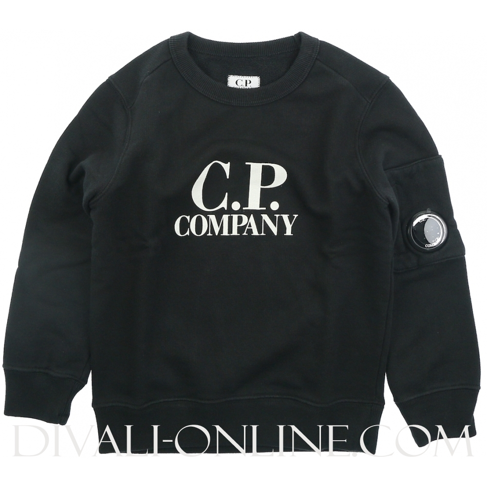 Sweater Fleece Black