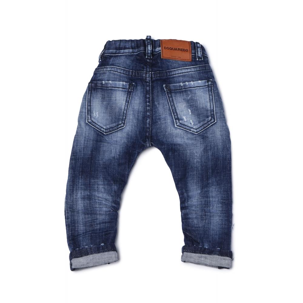 Pantaloni Blue Denim