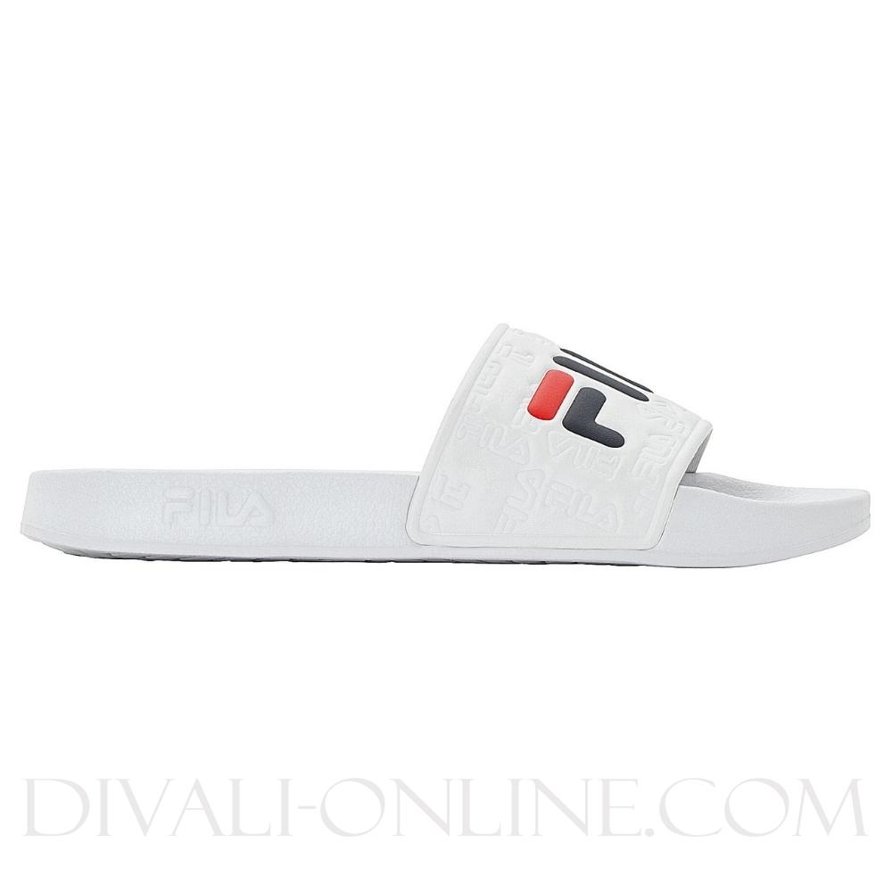 Slipper Boardwalk White