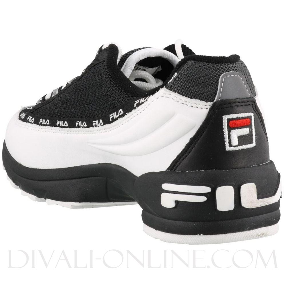 Sneaker DSTR97 CB White-Black