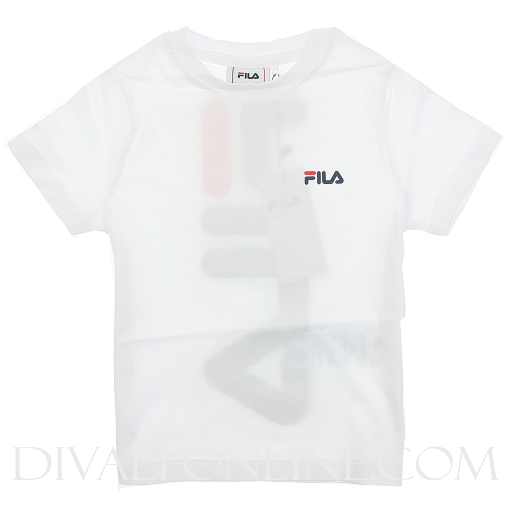 Kids Tarlo Tee Bright White