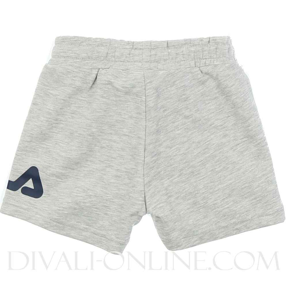 Kids Classic Shorts Light Grey Melange Bros