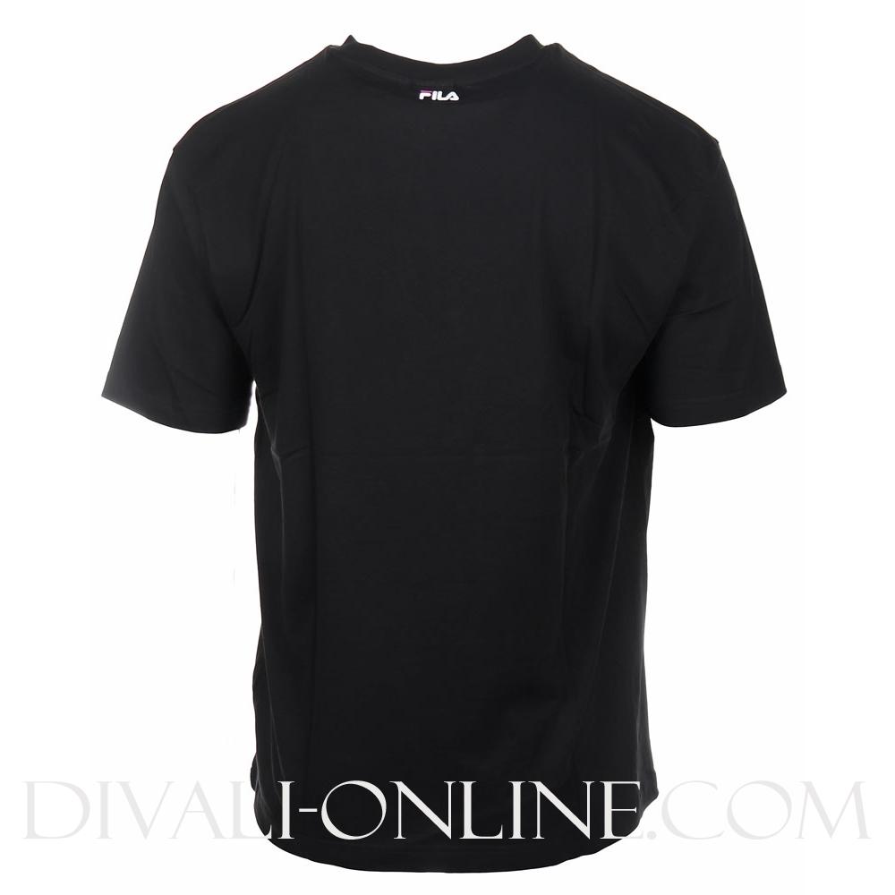 T-shirt Men Saku Black