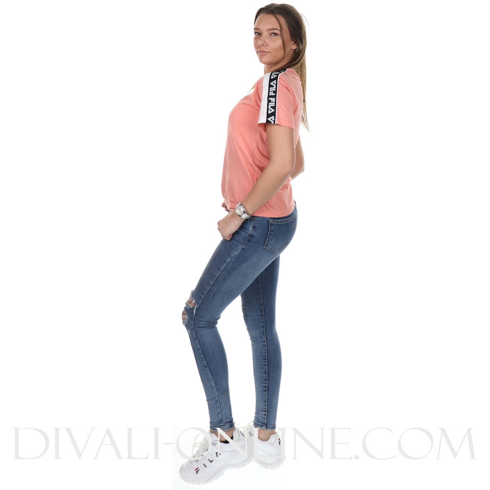 Women Tandy Tee Lobster Bisque-bright White