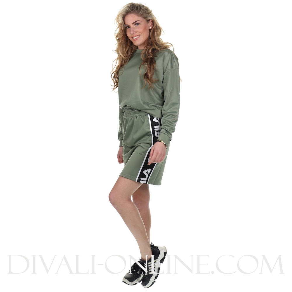 Women Tallis Sweat Shirt Sea Spray