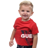 Guess Kids T-shirt Orange