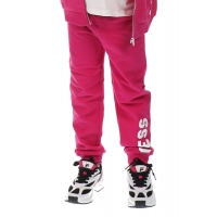 Guess Kids Active Pants Shocking Pink