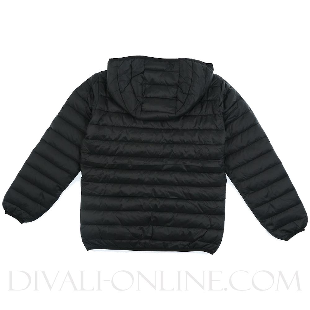 Unisex Padded Jacket Jet Black