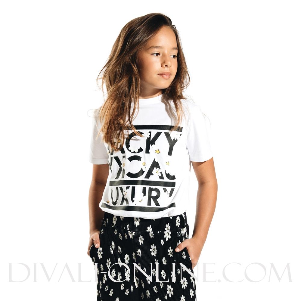 T-shirt Artwork White