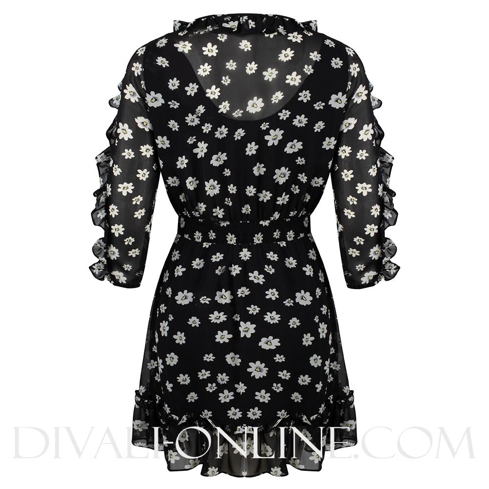 Dress Daisy Print Daisy Print