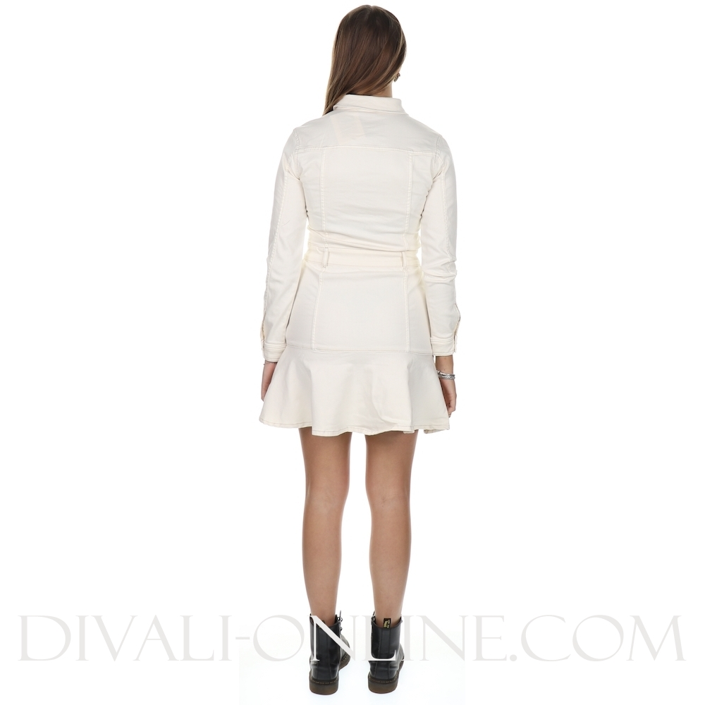 Dress Relena OffWhite