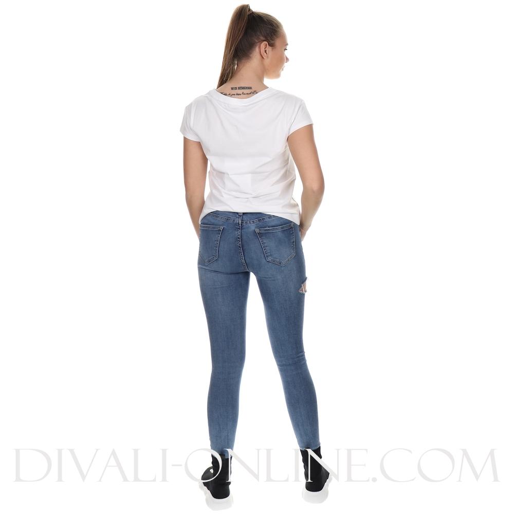 T-shirt Optical White
