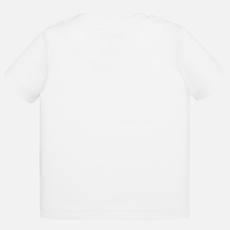 Animal t-shirt s/s white