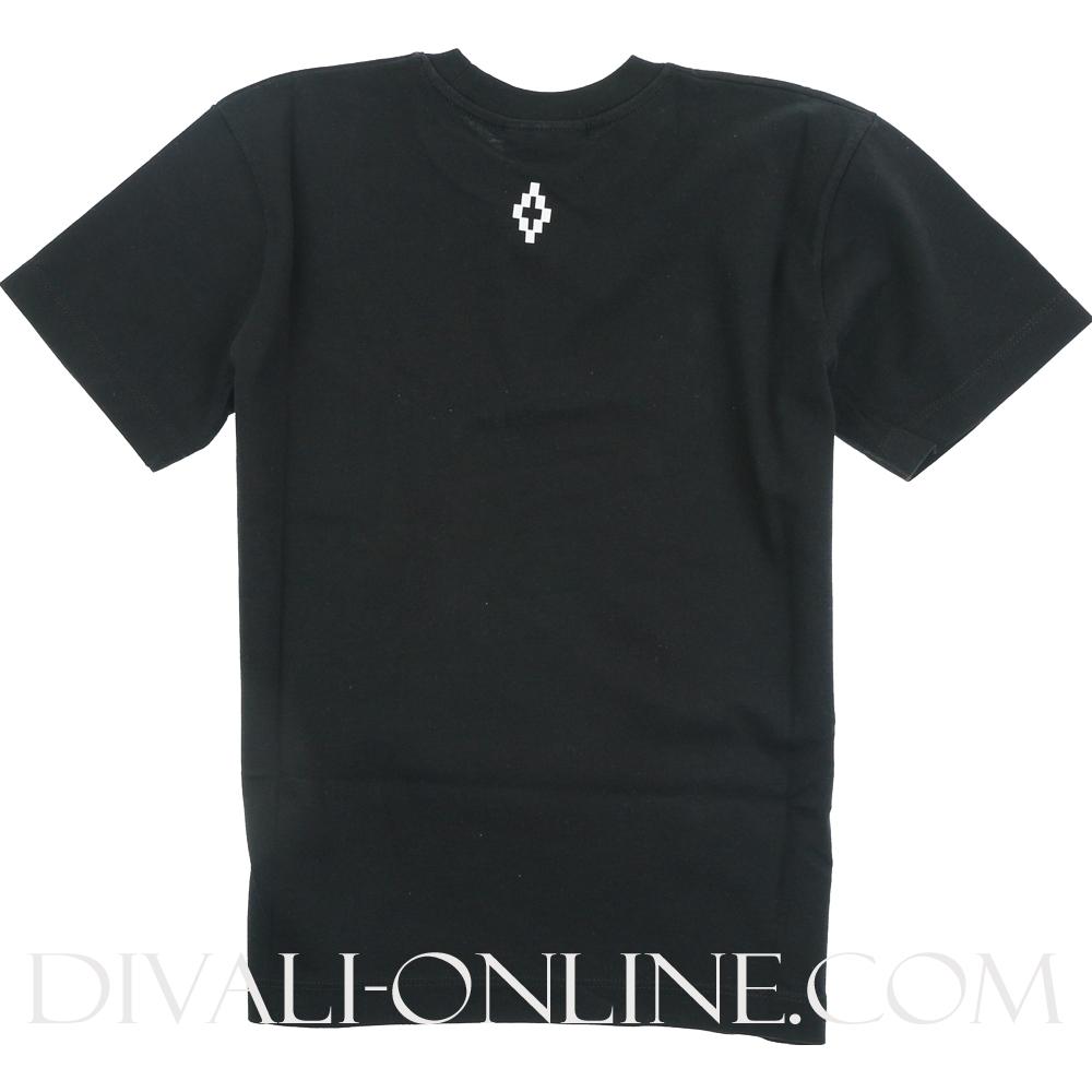 T-shirt lion  Black