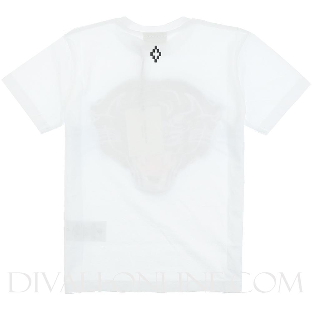 T-shirt panther  Withe