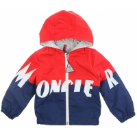 Moncler Zomerjas Red Blue