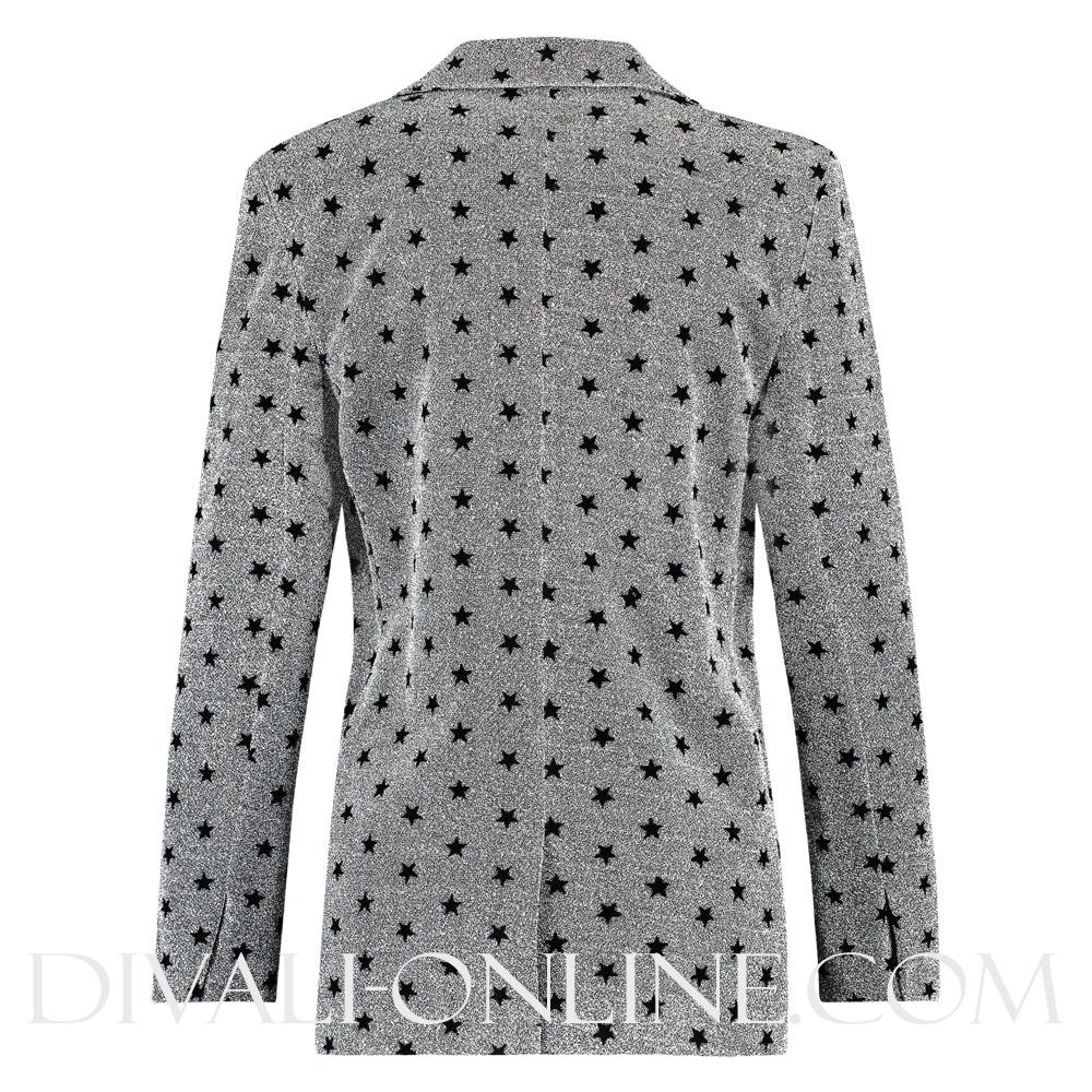 Jacket Joyce Silver