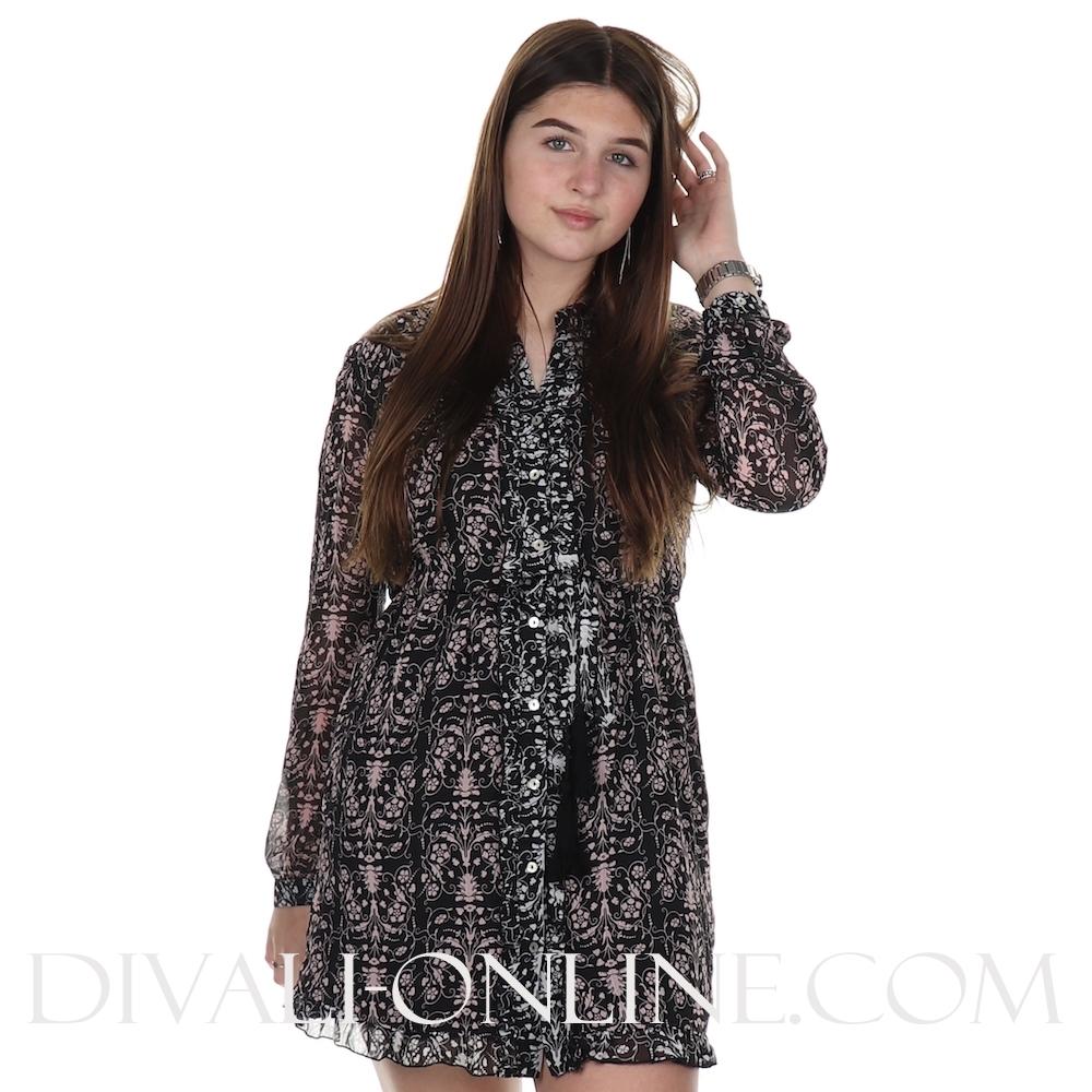 Ditte Dress Print Mix