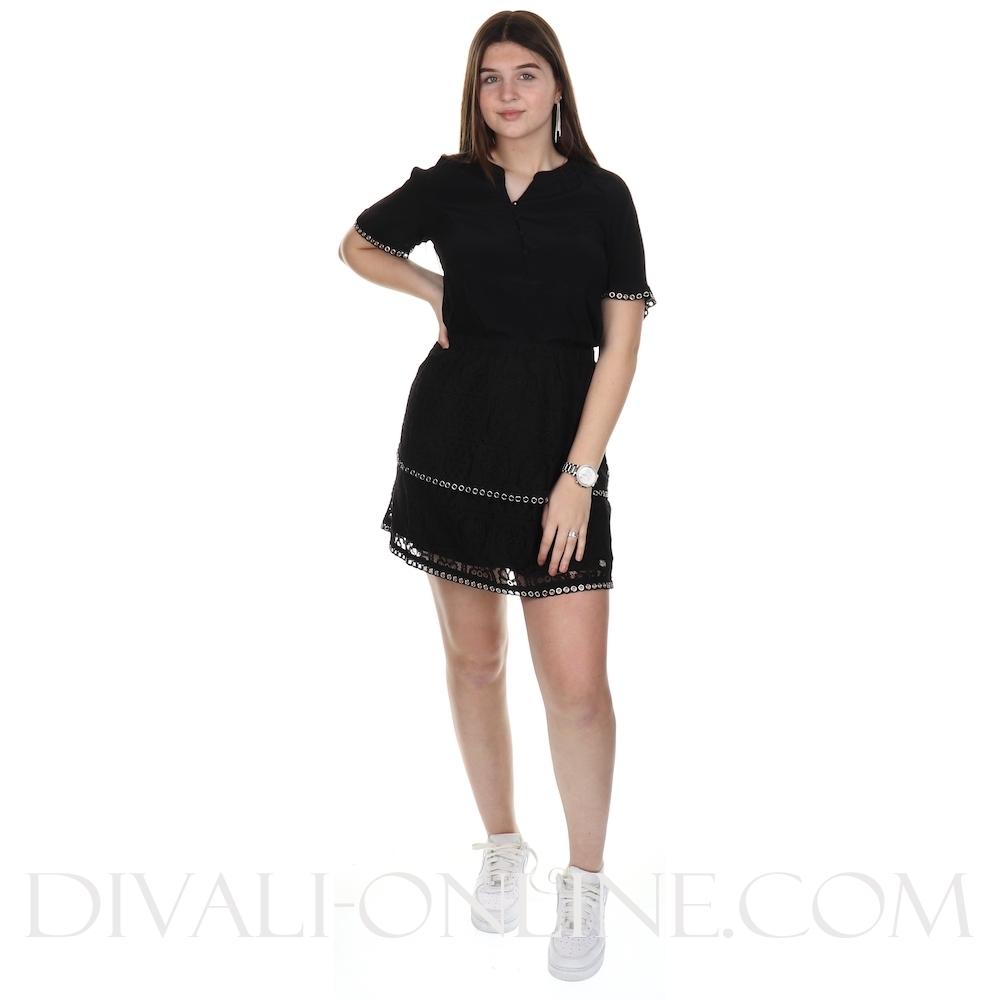 Romy Skirt Black