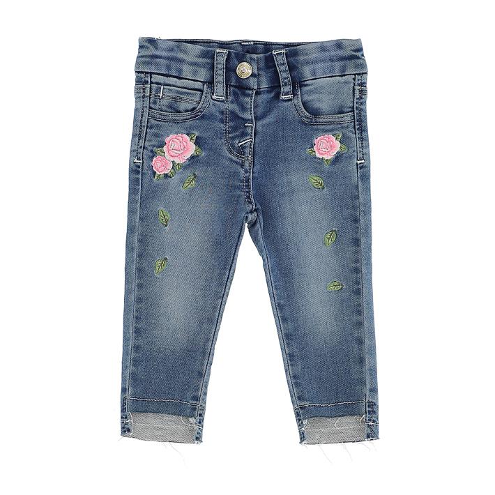 Broek Soft Jeans Vintage