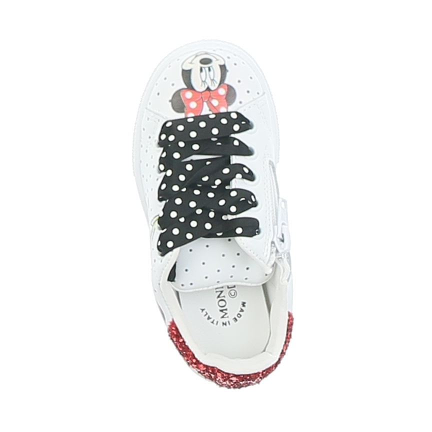 Sneaker Iconic Cuore Bianco