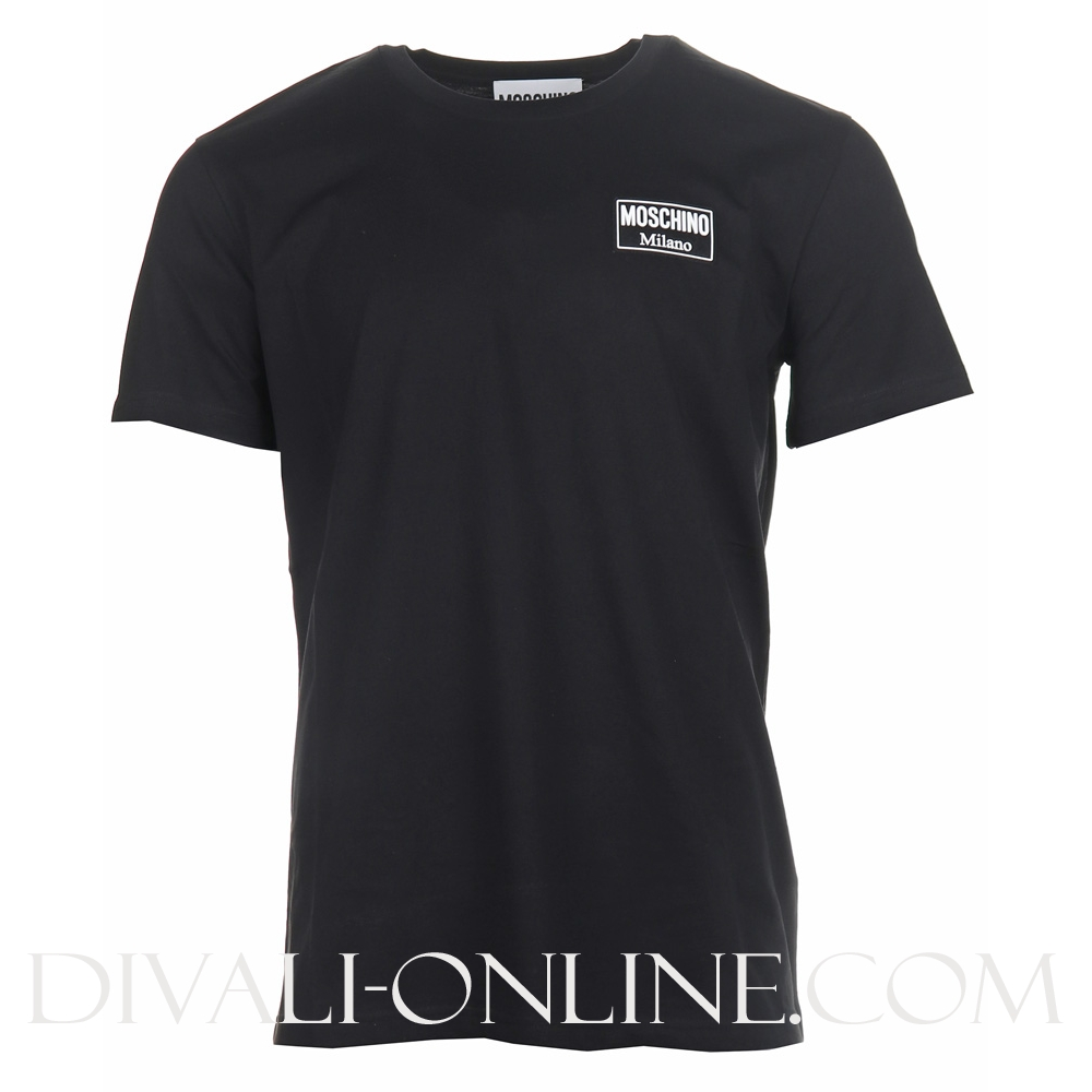 T-shirt Embleem Black