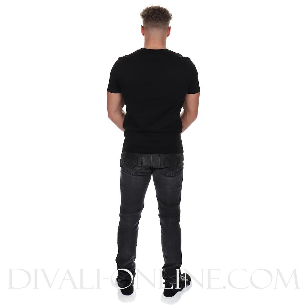 T-shirt Big logo Black