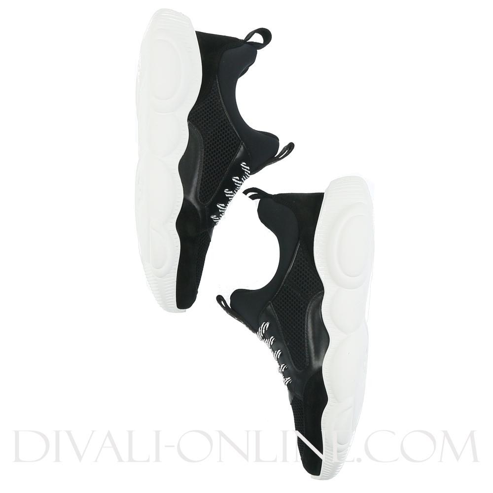 Sneaker Mix Black