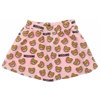 Moschino Short Skirt Rose Toy Shadow