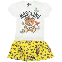 Moschino Dress Optical White