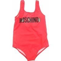 Moschino Bathing Suit Poppy Red