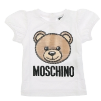 Moschino Undershirt Optical White