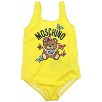 Moschino Bathing Suit Blazing Yellow