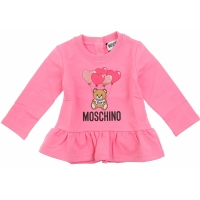 Moschino Sweater Dark Pink