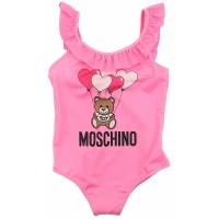 Moschino Bathing Suit Dark Pink