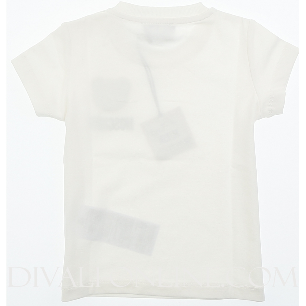Maxi T-shirt Optical White