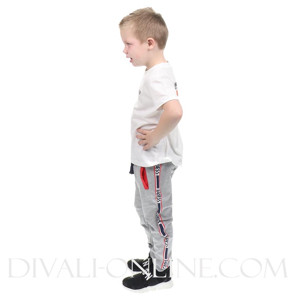 T-shirt Jersey Boy White
