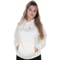 Nikkie By Nikkie Plessen No Paparazzi Hoodie Off White
