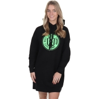 Nikkie By Nikkie Plessen NIKKIE Logo Hoodie Dress Black Jade