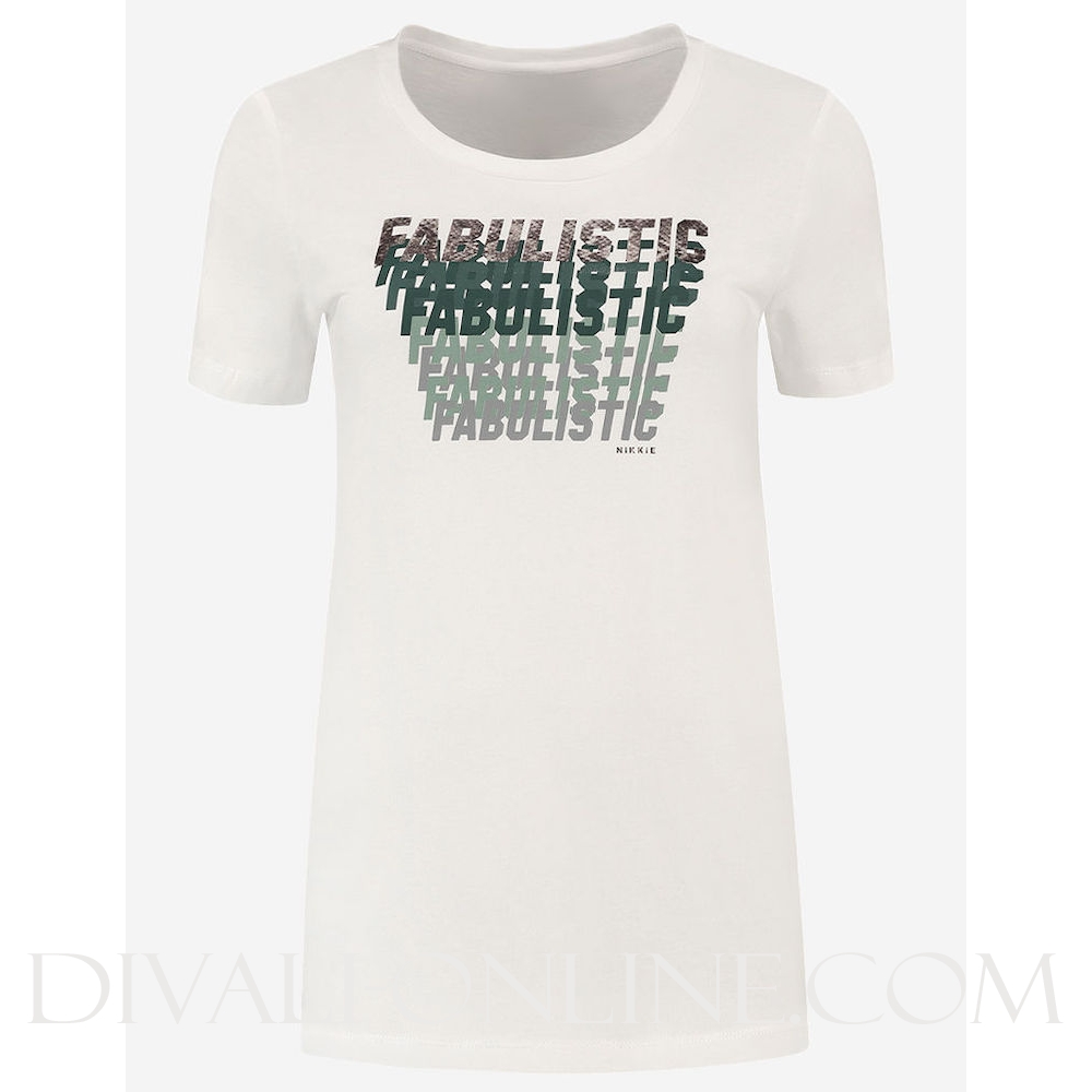 Fabulistic T-Shirt Off White