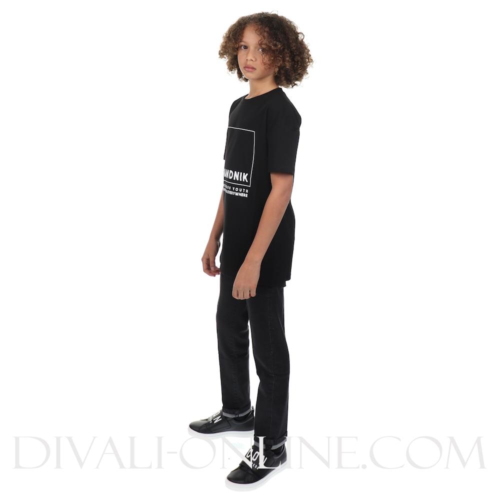 Box T-shirt 2001 Black