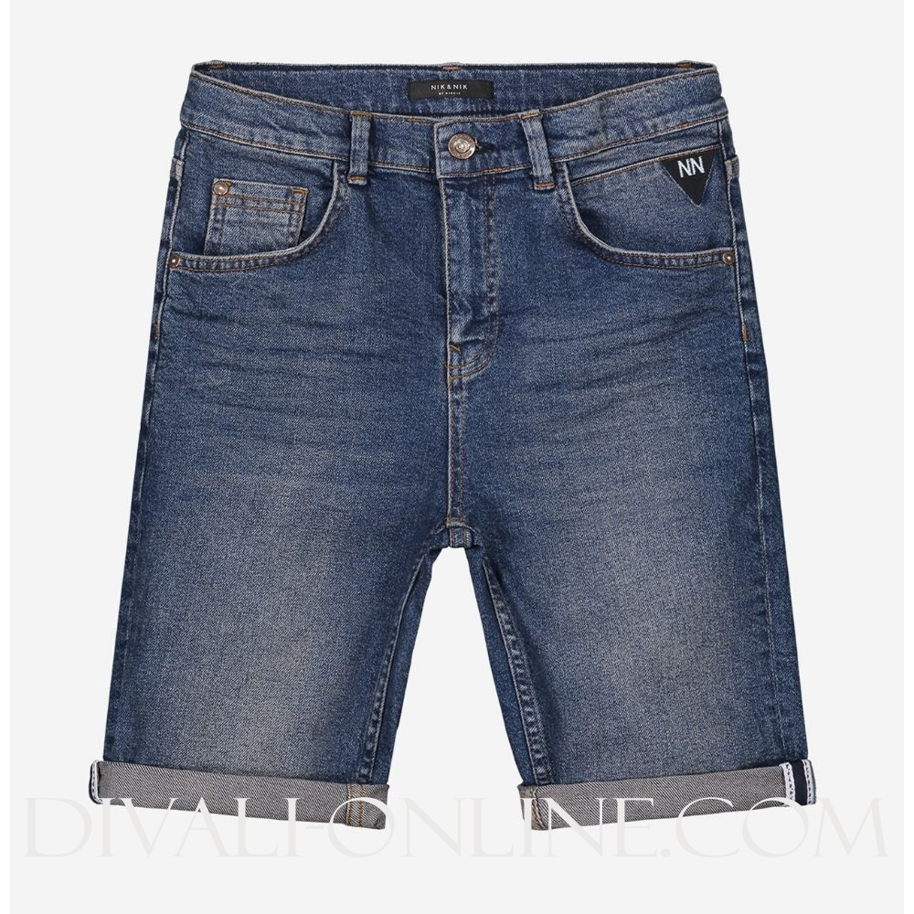 Ferdinand Mid Blue Denim Mid Blue Denim