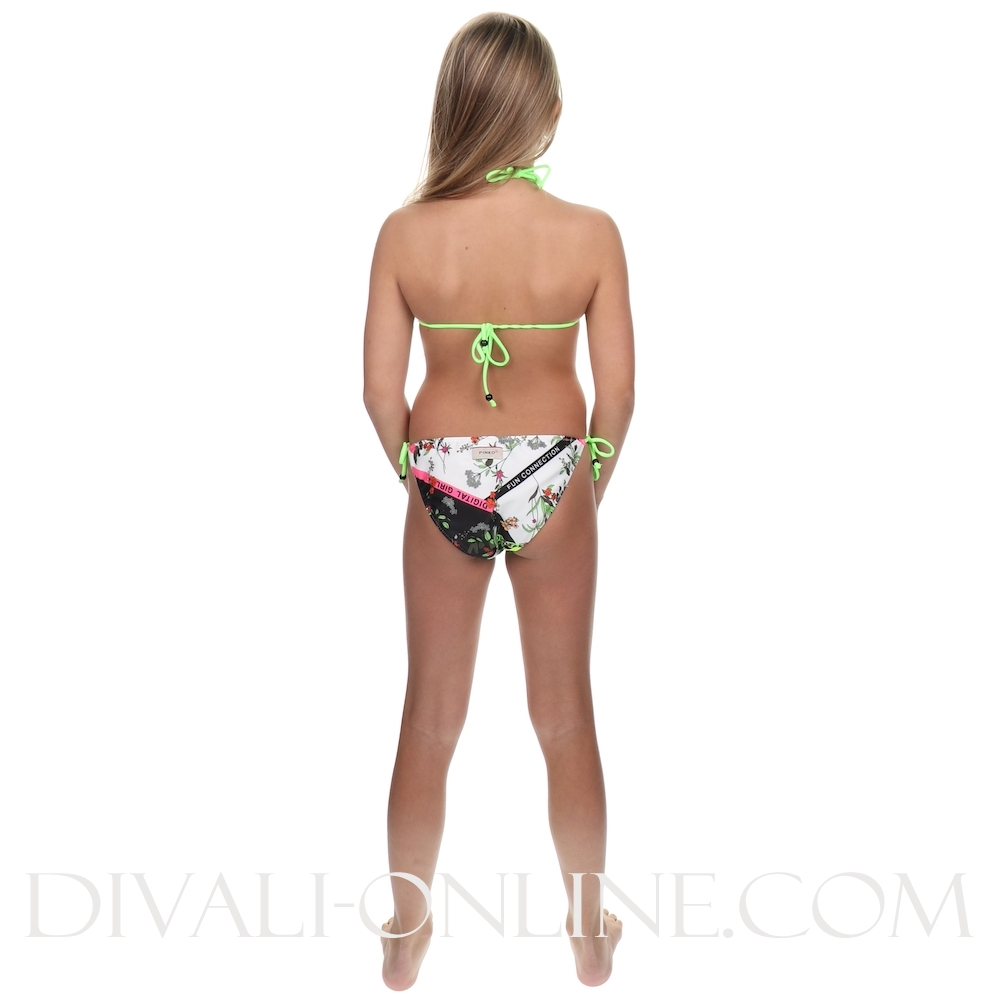 Bikini White Triangle